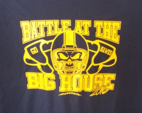 Battle at the Big House